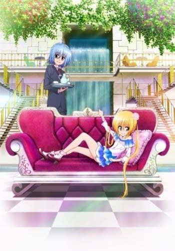 Hayate no Gotoku! Hayate the Combat Butler: Can't Take My Eyes Off You