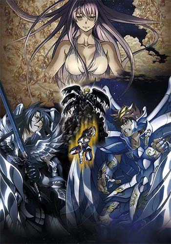 Saint Seiya The Lost Canvas - Meiou Shinwa 2